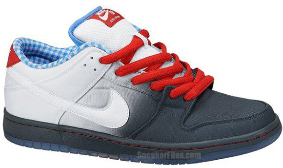 low priced ed8ac dfc84 Nike SB Dunk Low 'Dorothy' (Wizard of Oz) | SneakerFiles