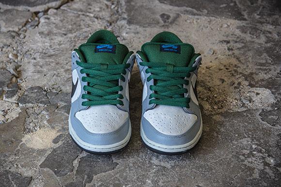 Cerceta Negro Gris Nike Dunks Sb Baja I2JwD0h