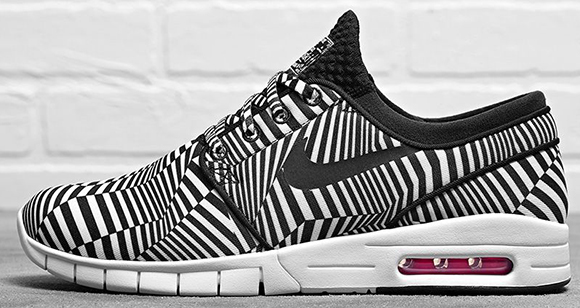 quality design 858f1 d4d65 50%OFF Nike SB Stefan Janoski Max Dazzle Official Images