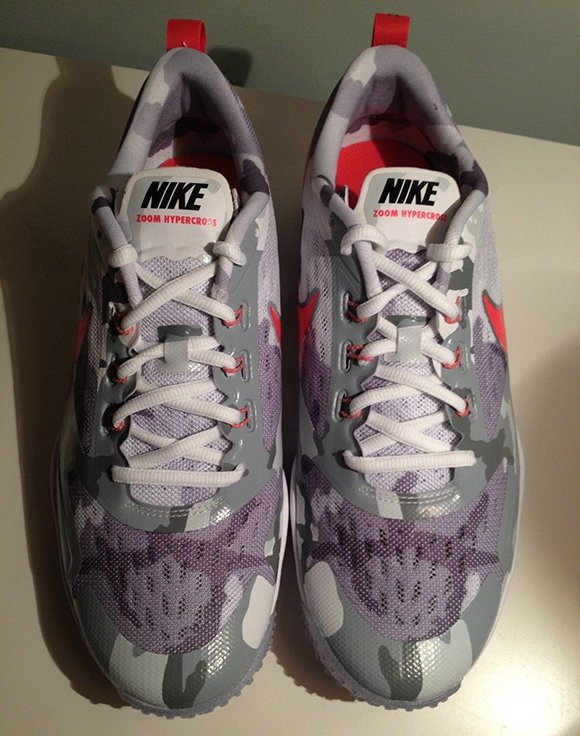 Nike Zoom Hypercross Snow Camo
