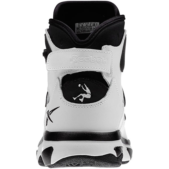 Reebok Shaq Attaq 4 White Black Retro
