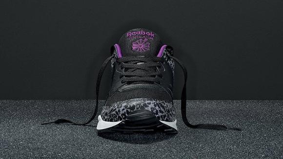 Reebok Ventilator OG Crackle Black Purple