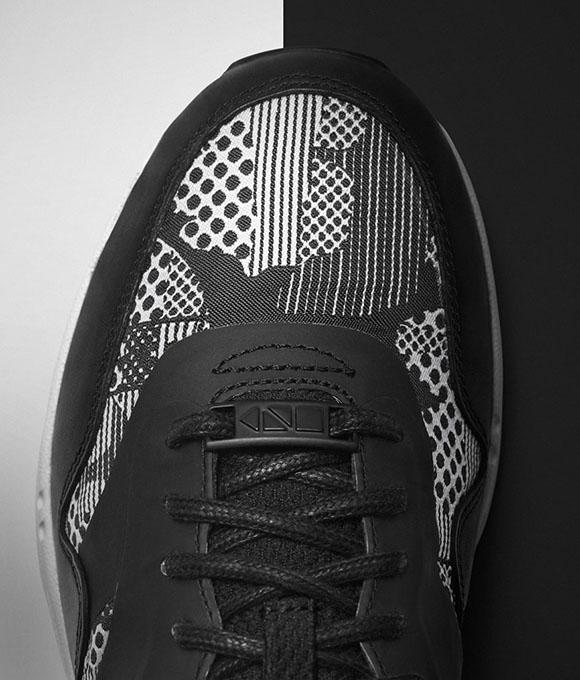 Womens Nike Air Max 1 BHM Black History Month