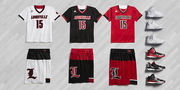 adidas Basketball March Madness 2015 Louisville