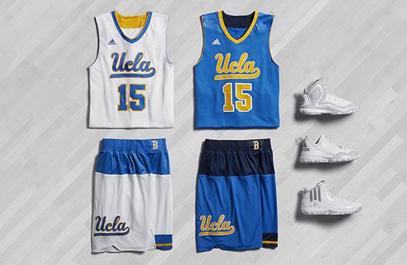 adidas Basketball March Madness 2015 UCLA