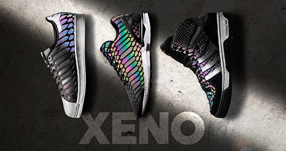 adidas Originals Xeno Pack