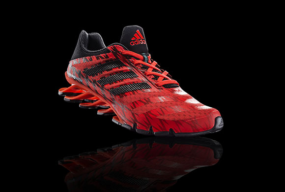 new product c5c54 6d87a adidas Springblade Ignite Heel-Only Blades