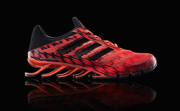 new product a285f f1396 adidas Springblade Ignite Heel-Only Blades