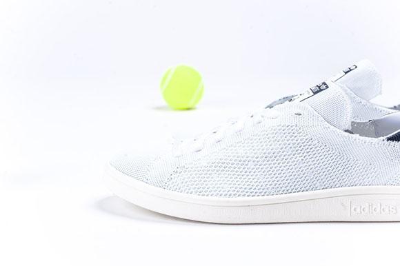 adidas Stan Smith Primeknit White Black