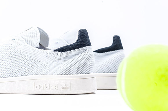 adidas Stan Smith Primeknit White Black