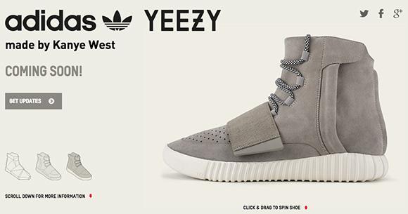 adidas Yeezy 750 Boost Releasing Tomorrow