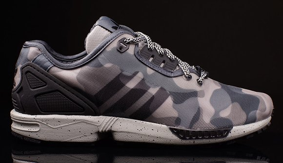 adidas ZX Flux Decon Camo Pack