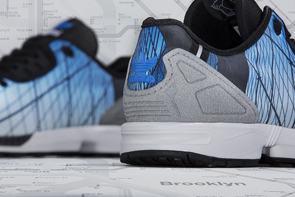 adidas ZX Flux NYC All Star Pack