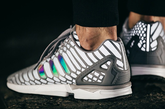 meet dc25d aa903 adidas ZX Flux 'Xeno' Grey | SneakerFiles