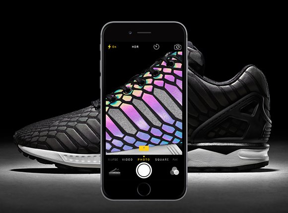 adidas ZX Flux Xeno with Light