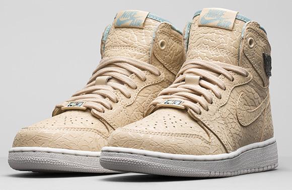 Air Jordan 1 High Girls Sand