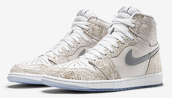 28fb717fd32 Air Jordan 1 Retro High OG  Laser  - Official Images
