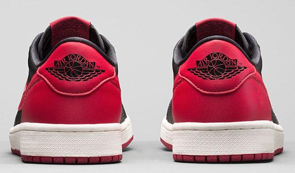 Air Jordan 1 Retro Low OG Bred