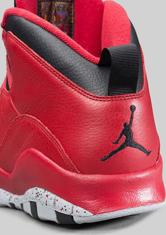 Air Jordan 10 Bulls Over Broadway