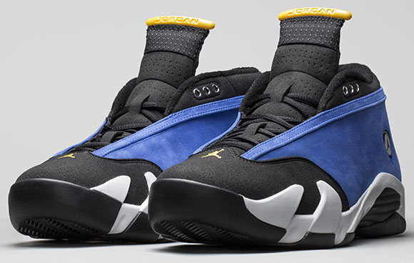 Air Jordan 14 Low Laney Retro Holiday 2015