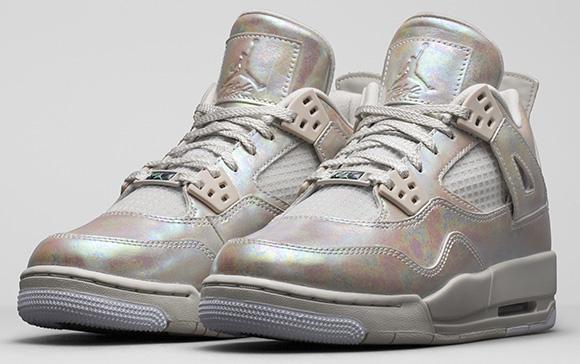 Air Jordan 4 Girls Pearl