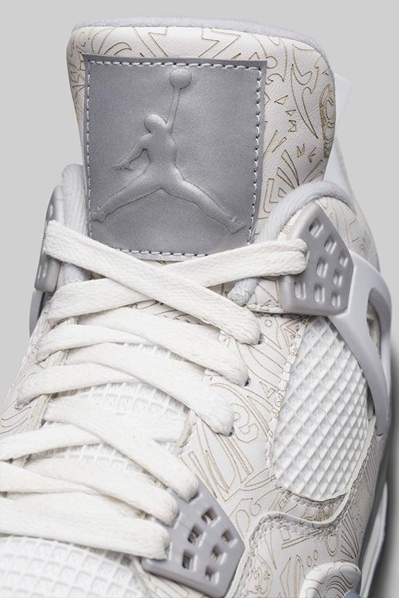 Air Jordan 4 Laser Release Date Pricing