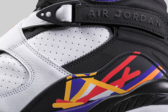 Air Jordan 8 Three Times a Charm Retro Holiday 2015