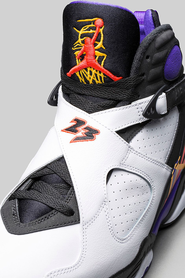 Air Jordan 8 Three Times a Charm Release Date