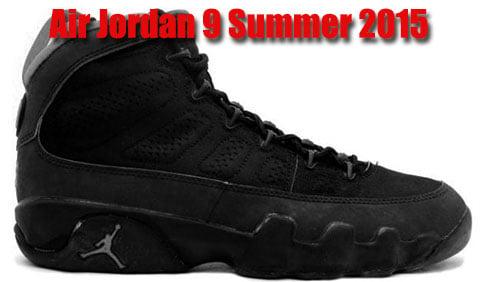 Air Jordan 9 Returning Summer 2015