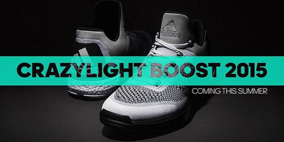 Adidas Crazylight Øke 2015 a9ZlnH