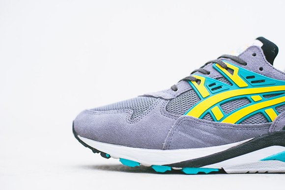 Asics Gel Kayano Trainer Grey Gold Fusion