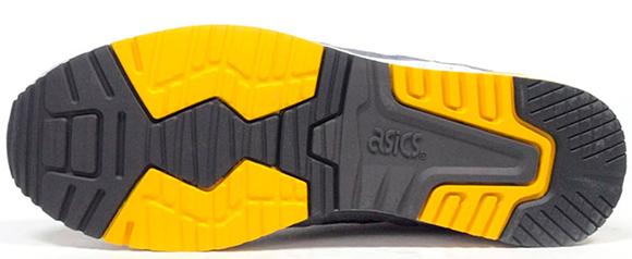 Asics Gel Lyte III High Voltage Yellow Grey