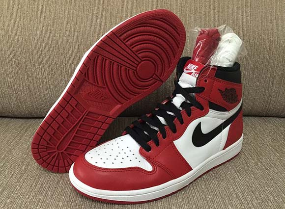 new product 85dc7 238a6 low-cost Chicago Bulls Air Jordan 1 Retro High OG 2015