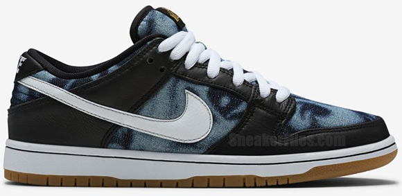new concept b3d0b 57dca Release Date Fast Times x Nike SB Dunk Low Washed Denim 70%OFF