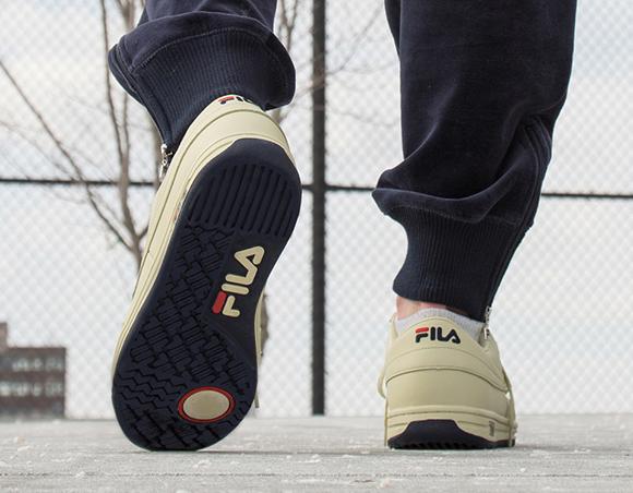 Fila Original Tennis Cream Team