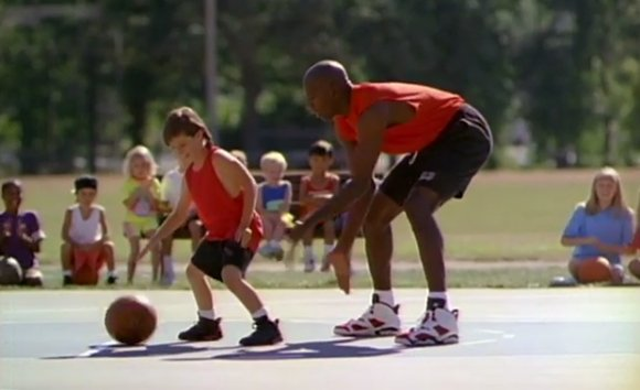 Gatorade Be Like Mike Commercial Remastered for All Star Game