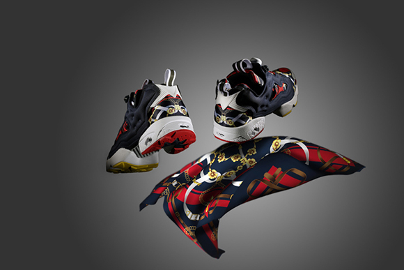 Invincible Reebok Instapump Fury OG Grand Manege