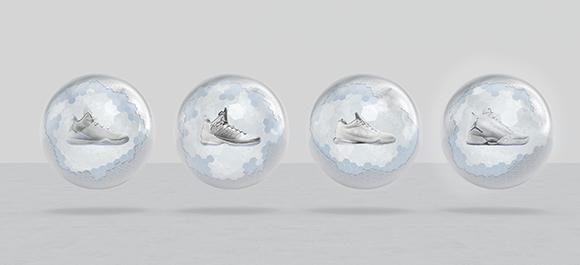 Jordan Brand All Star 2015 Pearl Collection