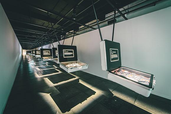 Inside the Jordan Brand Pearl Pavilion