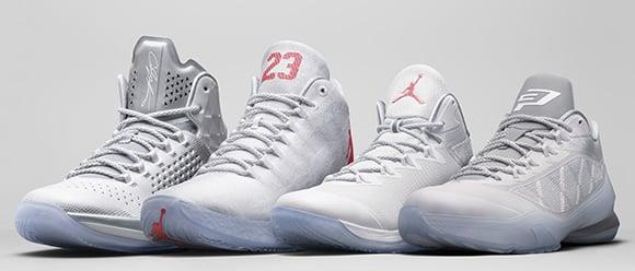 Jordan Brand Unveils Athletes All-Star Sneakers