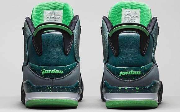 Jordan Dub Zero Teal