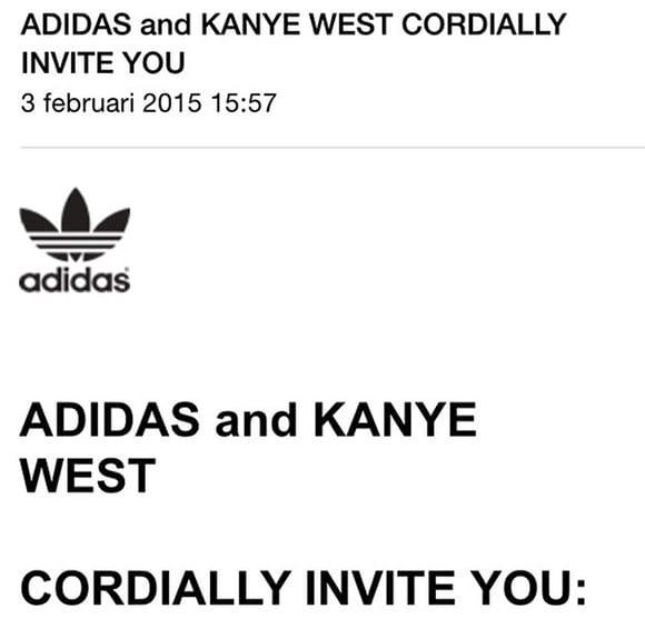 Kanye West Adidas to Debut Yezzi Next Week