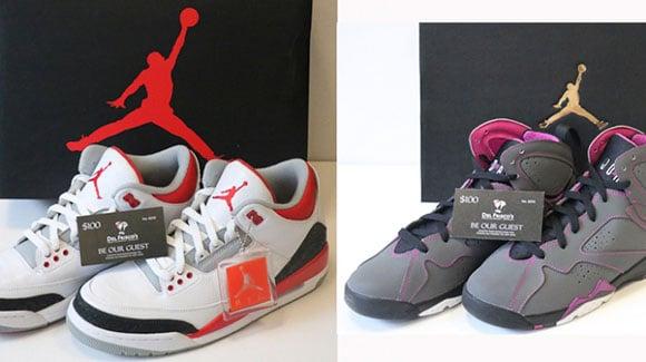 Michael Jordan & Hornets Giving Away Air Jordans for Valentines Day