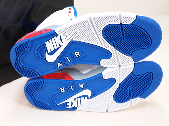 Nike Air Command Force White Lyon Blue Bright Crimson Release Date