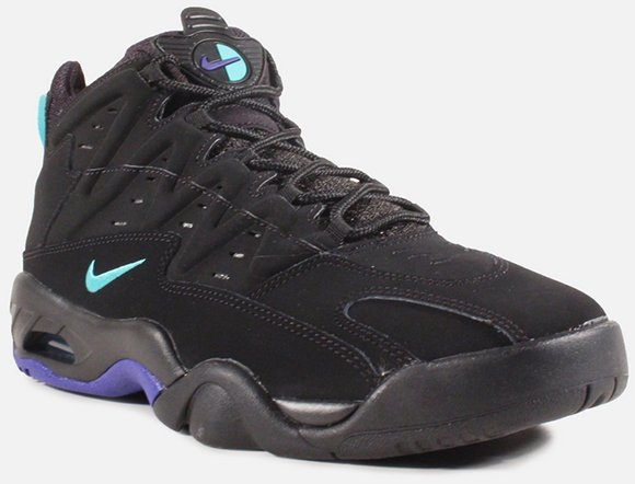 Nike Air Flare Black Persian Violet Available
