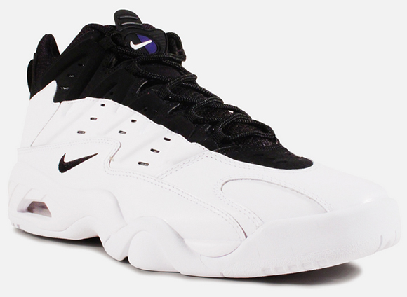 Nike Air Flare White Black Court Purple Available