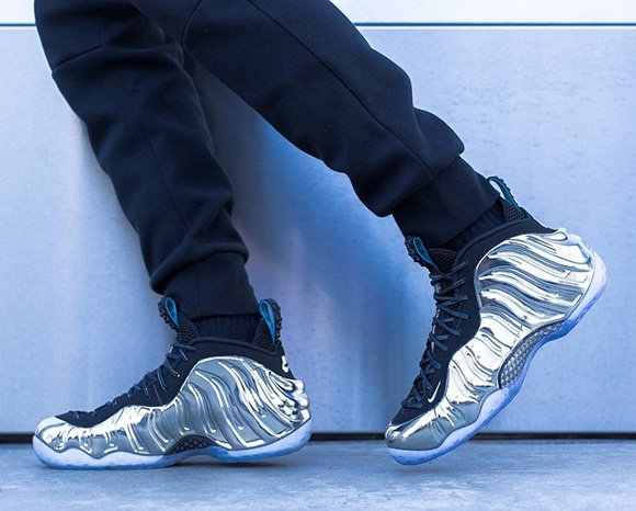 NIKE FOAMPOSITE ONE METALLIC CAMO 2013ITEM ...