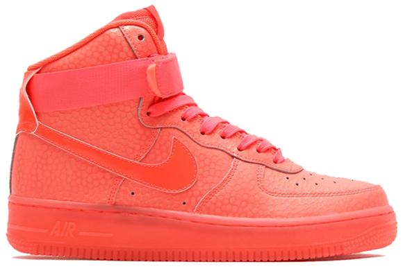 Nike Air Force 1 High Womens Hot Lava