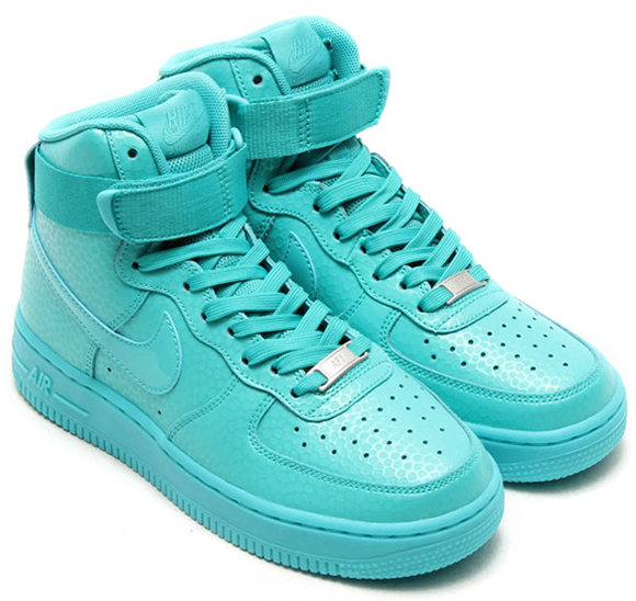 Nike Air Force 1 High Women S Easter Pack Sneakerfiles