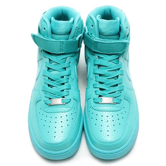 Nike Air Force 1 High Womens Light Retro